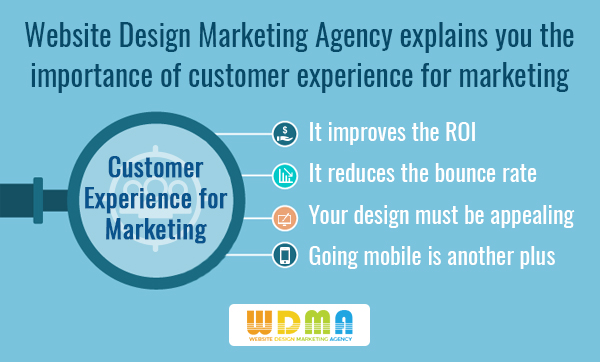 Website Design Marketing Agency Explains You The Importance Of Customer Experience For Marketing