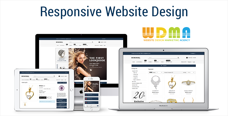 Why Responsive Website Design Should Be In Your Sight